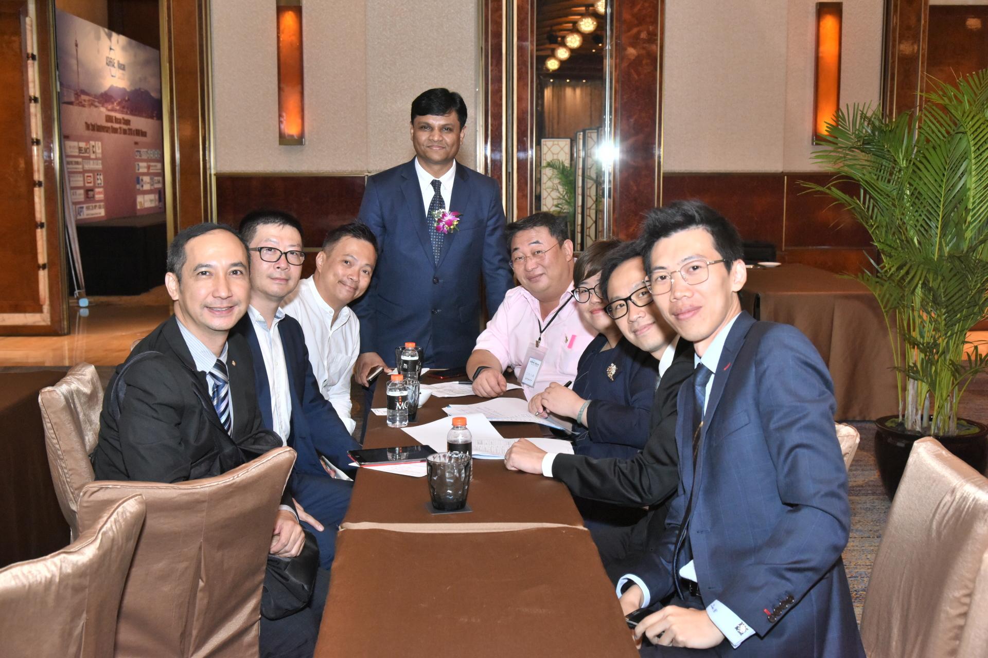 ASHRAE-Macao 2nd Annual General Meeting