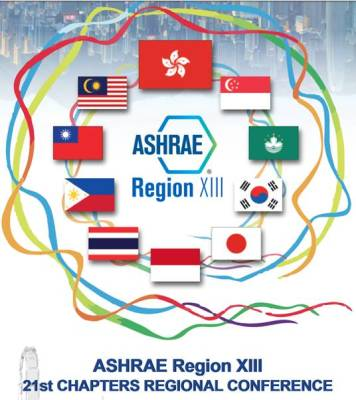 ASHRAE Region XIII