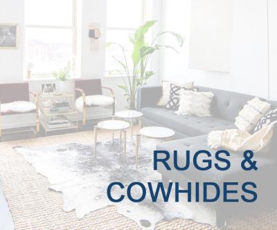 RUGS & COWHIDES
