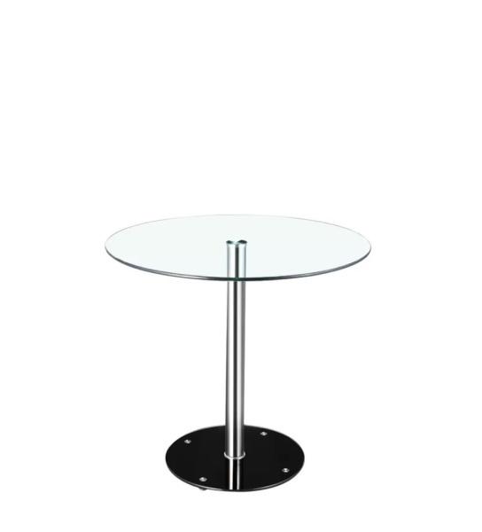 Siir Black Base Dining Table 31.5″
