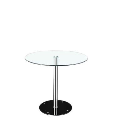 Siir Black Base Dining Table 31.5″