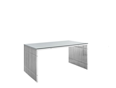 Slate Dining Table (Glass Top)