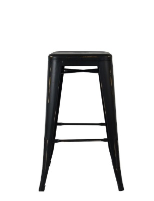 Tolix Stool Antique