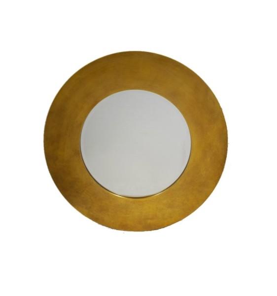 MDF Circle Mirror
