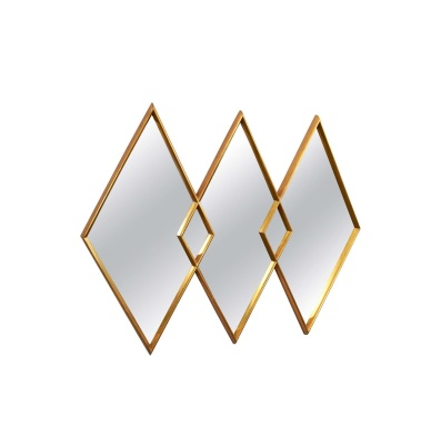 Diamond Trio Mirror