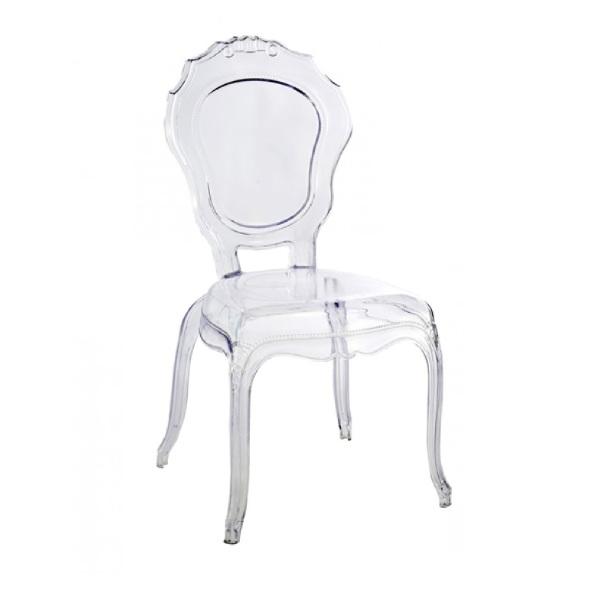 Princess Armless Chair