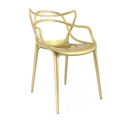 Keeper Gold Chair