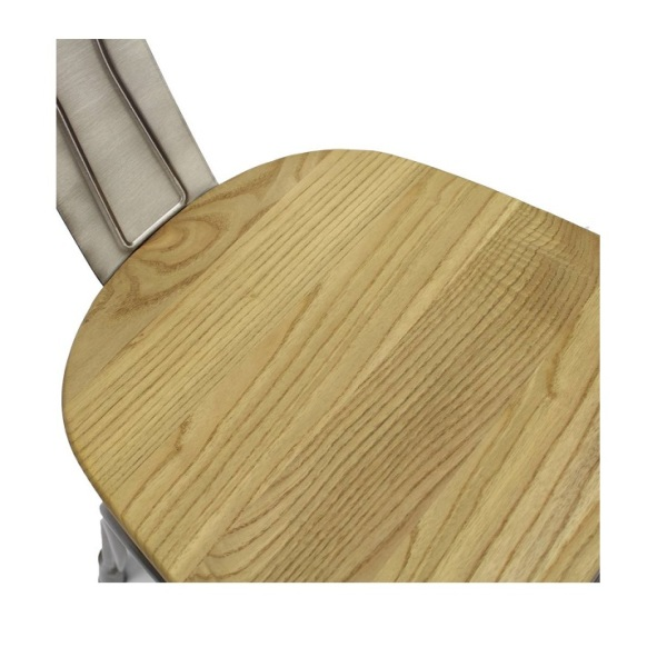 Roch Wood Seat Chair