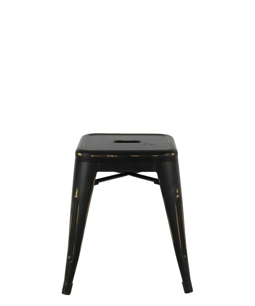 Mini Tolix Antique Stool