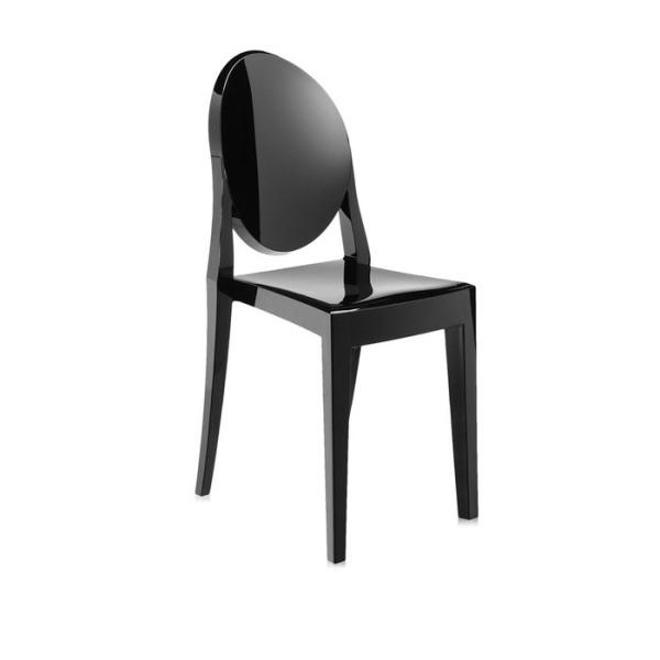 Transparent Armless Chair