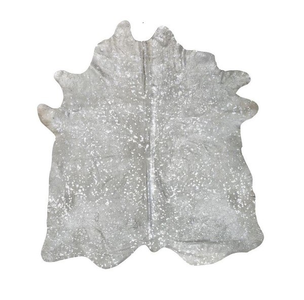 Cowhide Gold-Silver