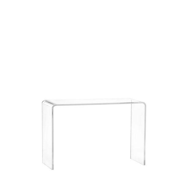 Acrylic Condo Console Table