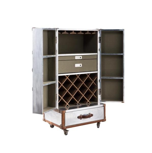 Aviator Wine Cabinet