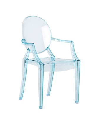 Ghost Kids Chair
