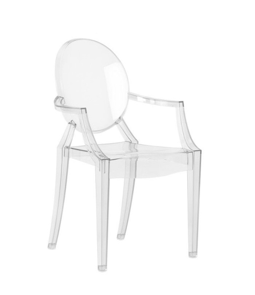 Ghost Kids Chair