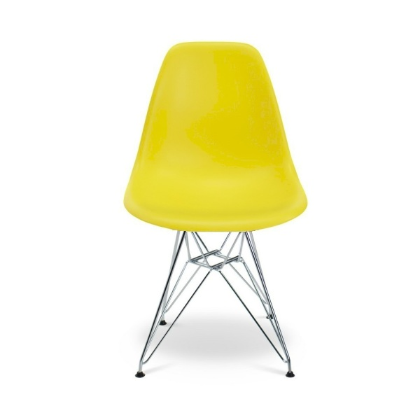 Eiffel Kids Chair With Chrome