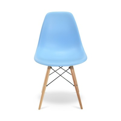 Eiffel Kids Chair With Wood