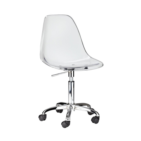 Eiffel Clear Office Chair