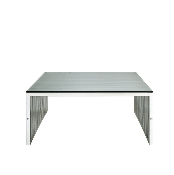 Slate Coffee Table (Glass Top)