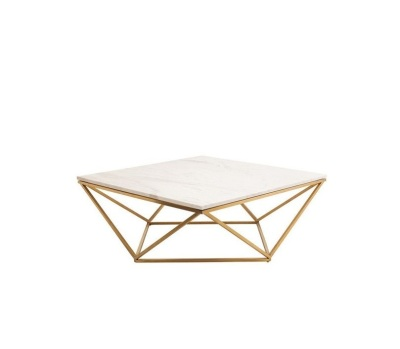 Jamie Marble Coffee Table