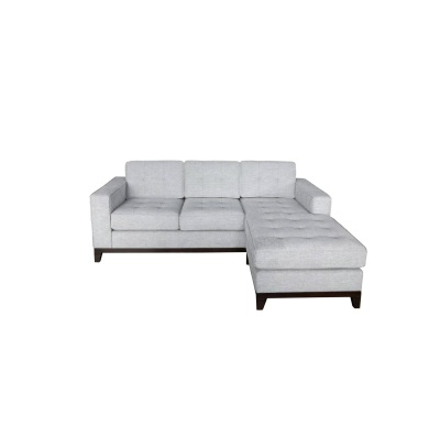 Jane Sectional Sofa (Wood Legs)