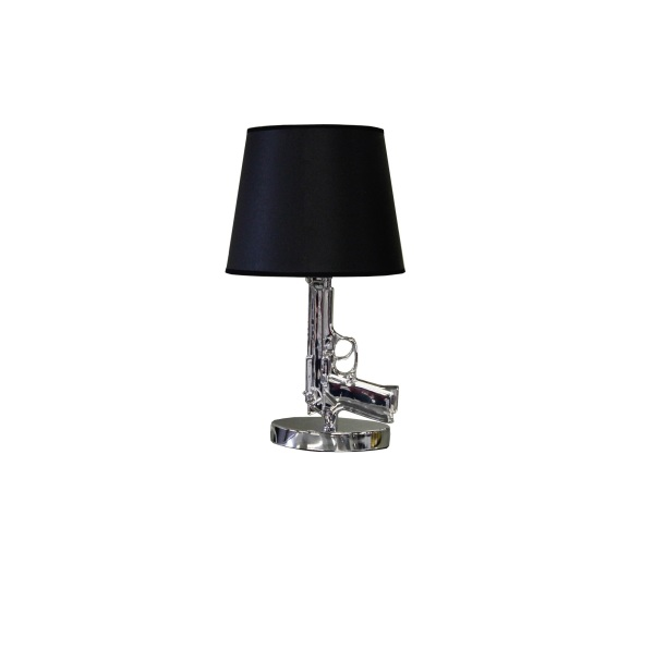 Small Gun Lamp