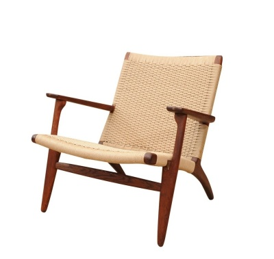 Ash Lounge Chair