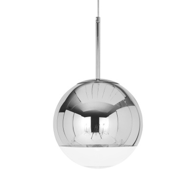 Sphere Pendant 16″