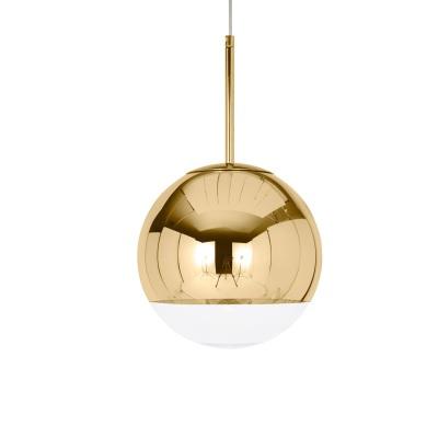 Sphere Pendant 14″