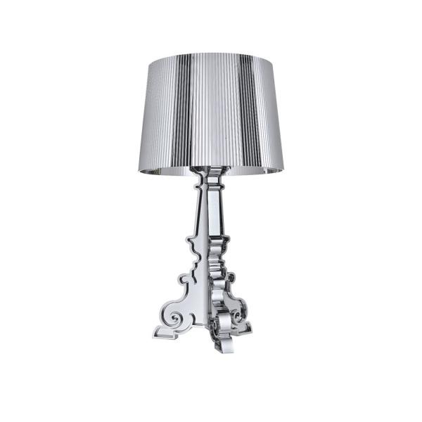 Prisma Silver Lamp