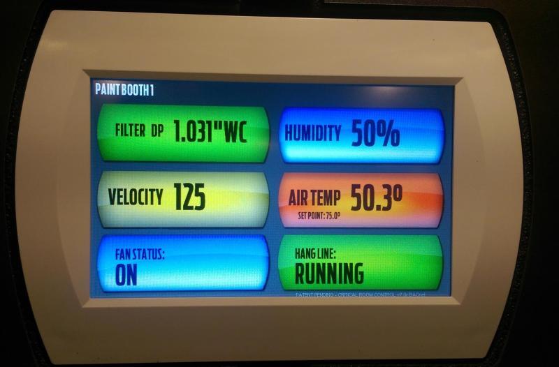 Air Flow Monitoring Station