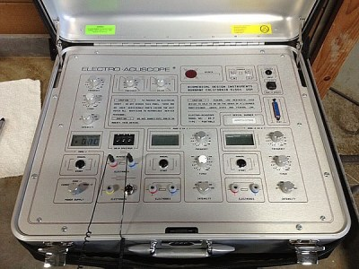 Electro-Auscope and Myopulse Therapy