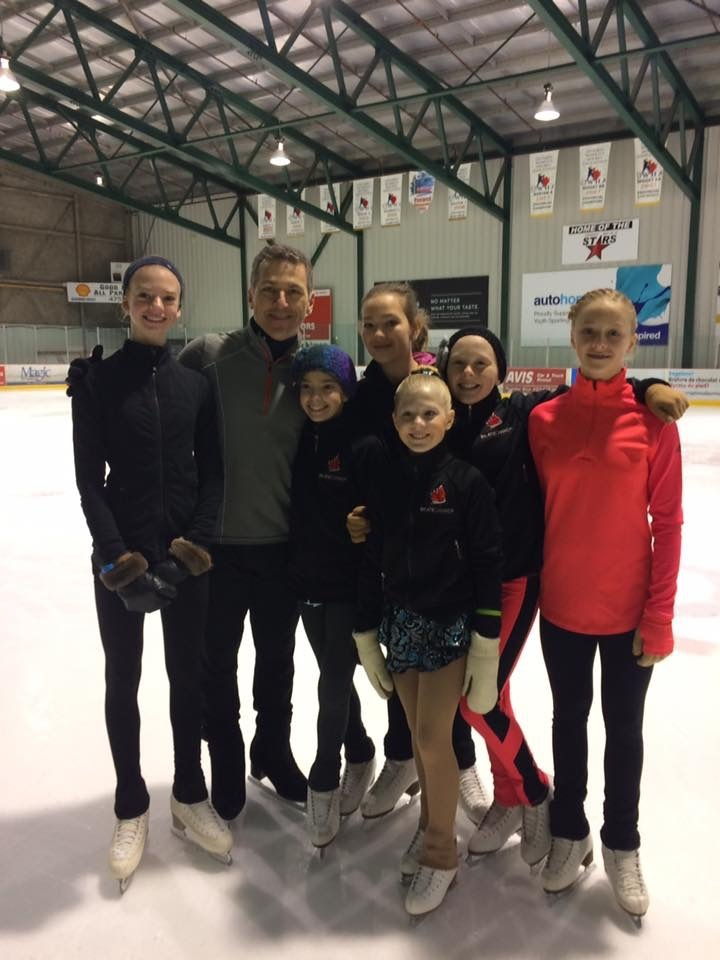 Seminar with Elvis Stojko March 2017