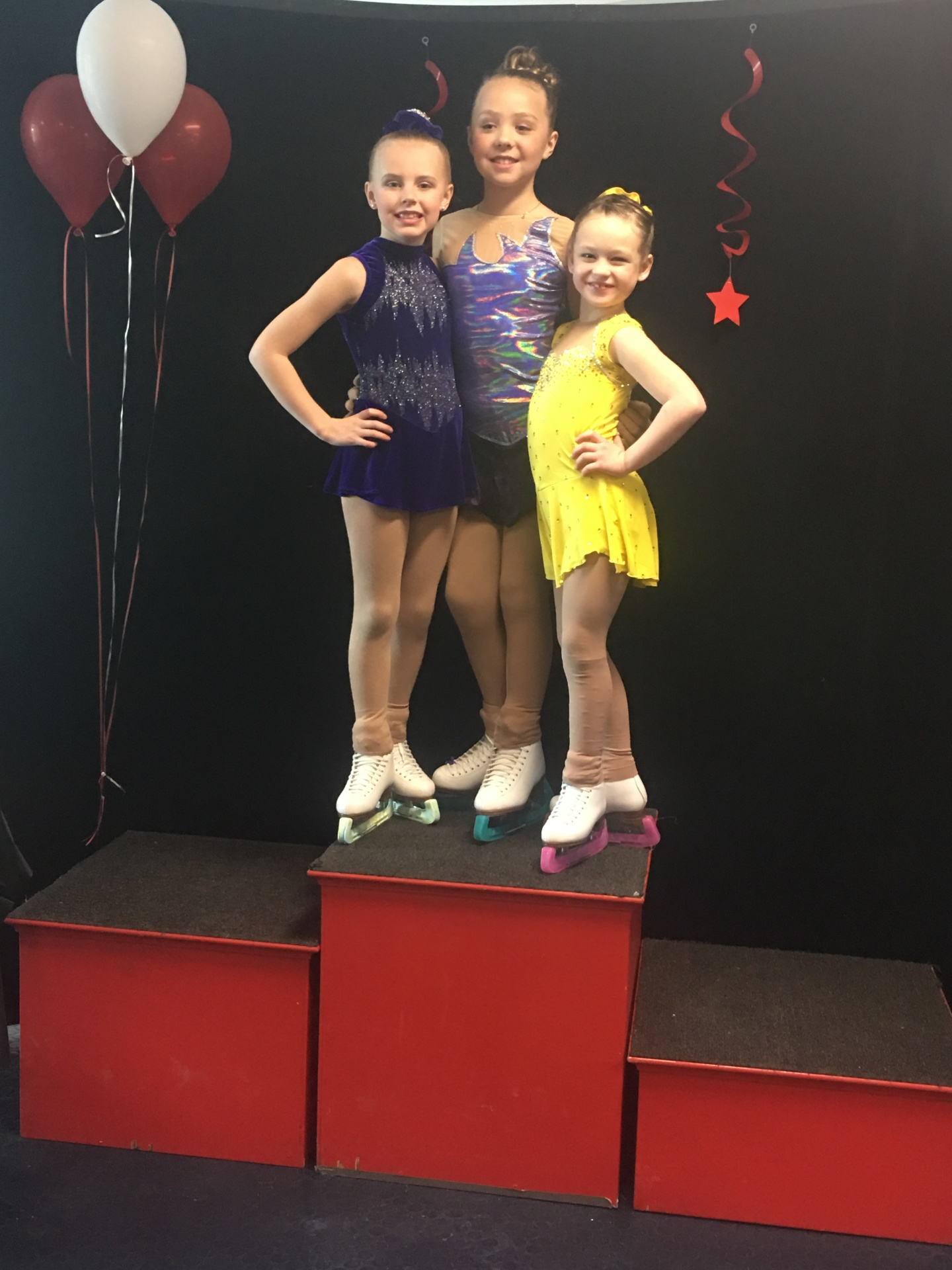 Star 1 Skaters - Sunset Country Regional Competition