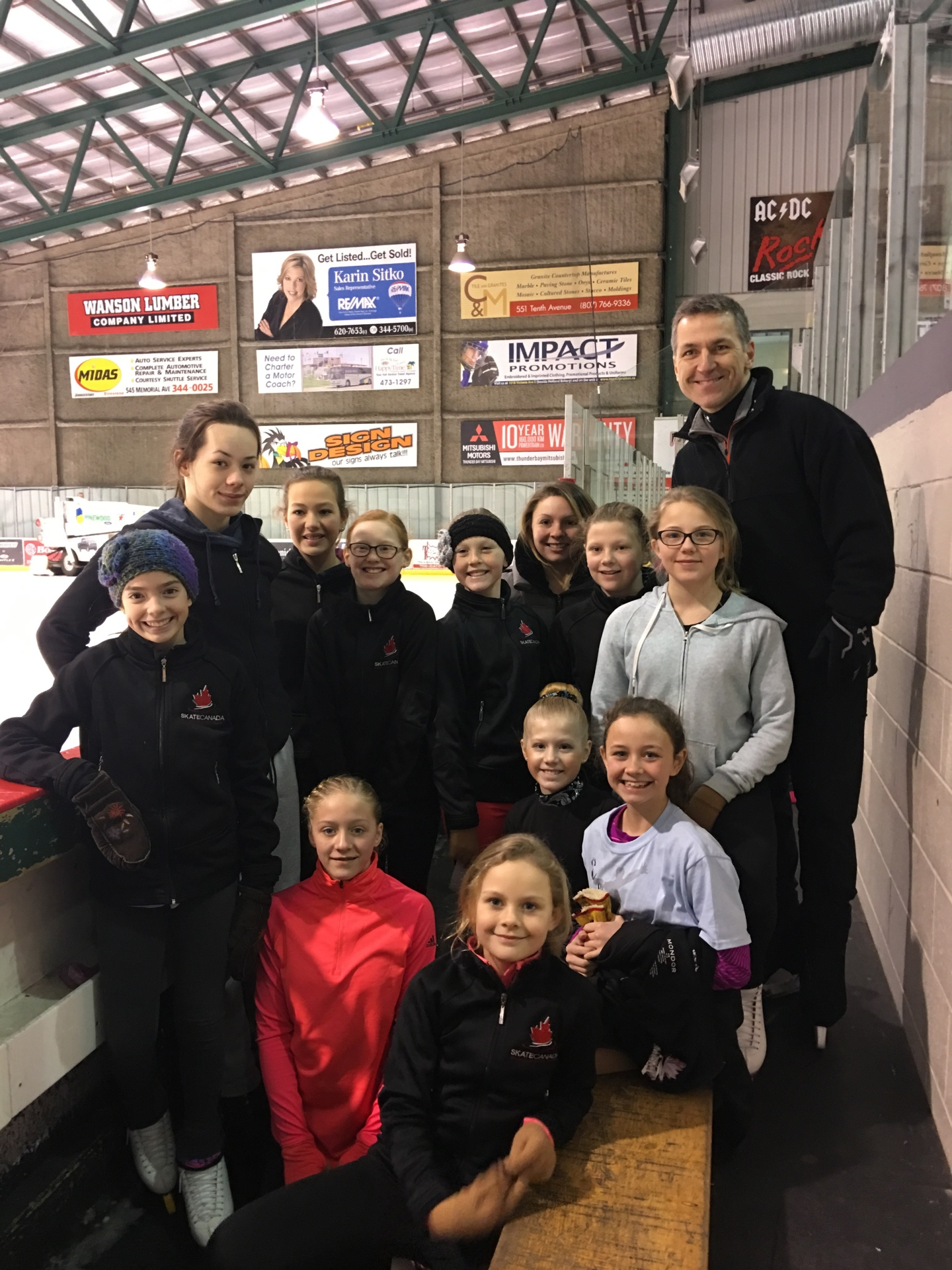 Seminar with Elvis Stojko