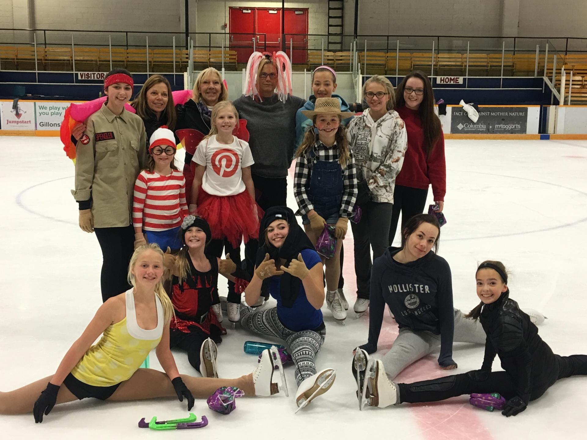 StarSkate Halloween Skate 2017
