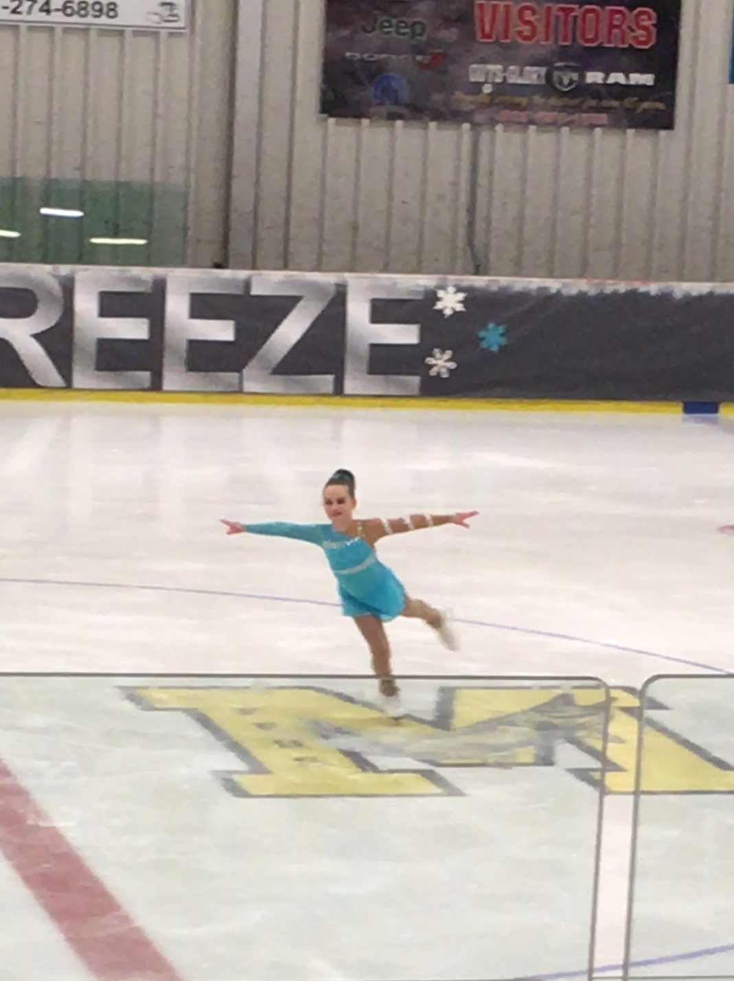 Fort Frances Freeze Competition 2019