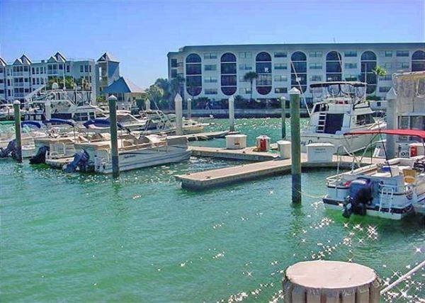 Anglers Cove Condo Boat Slips / Docks