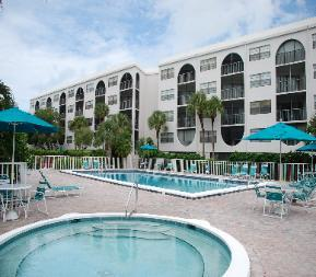 Anglers Cove Condo Pool & Jacuzzi