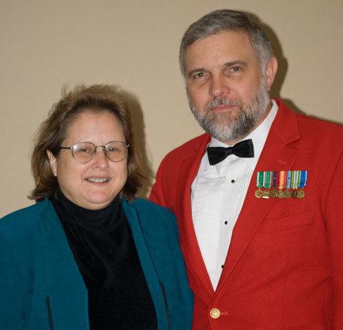RICHARD BARNHART & MRS BARNHART