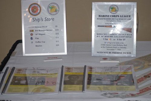 ADS FOR SHIP STORE AND RAFFLE