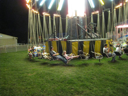 ANOTHER FAIR RIDE