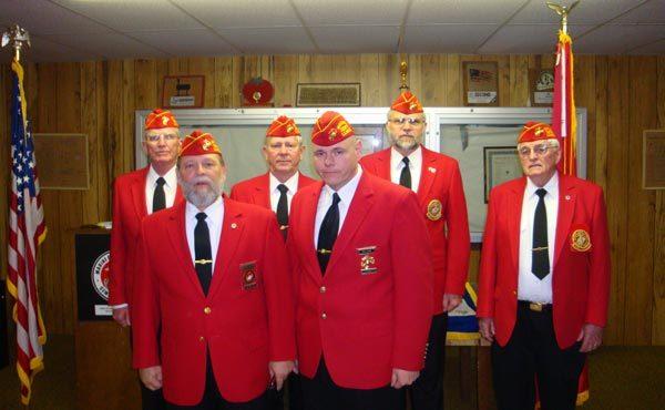 Lt-Rt; Jimmy Lee, Dennis Badford, Dan Singletary, Will Lane, Richard Barnhart, Phil Devlin.