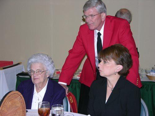 (L-R)DORIS LEE, JIMMY & MRS LEE