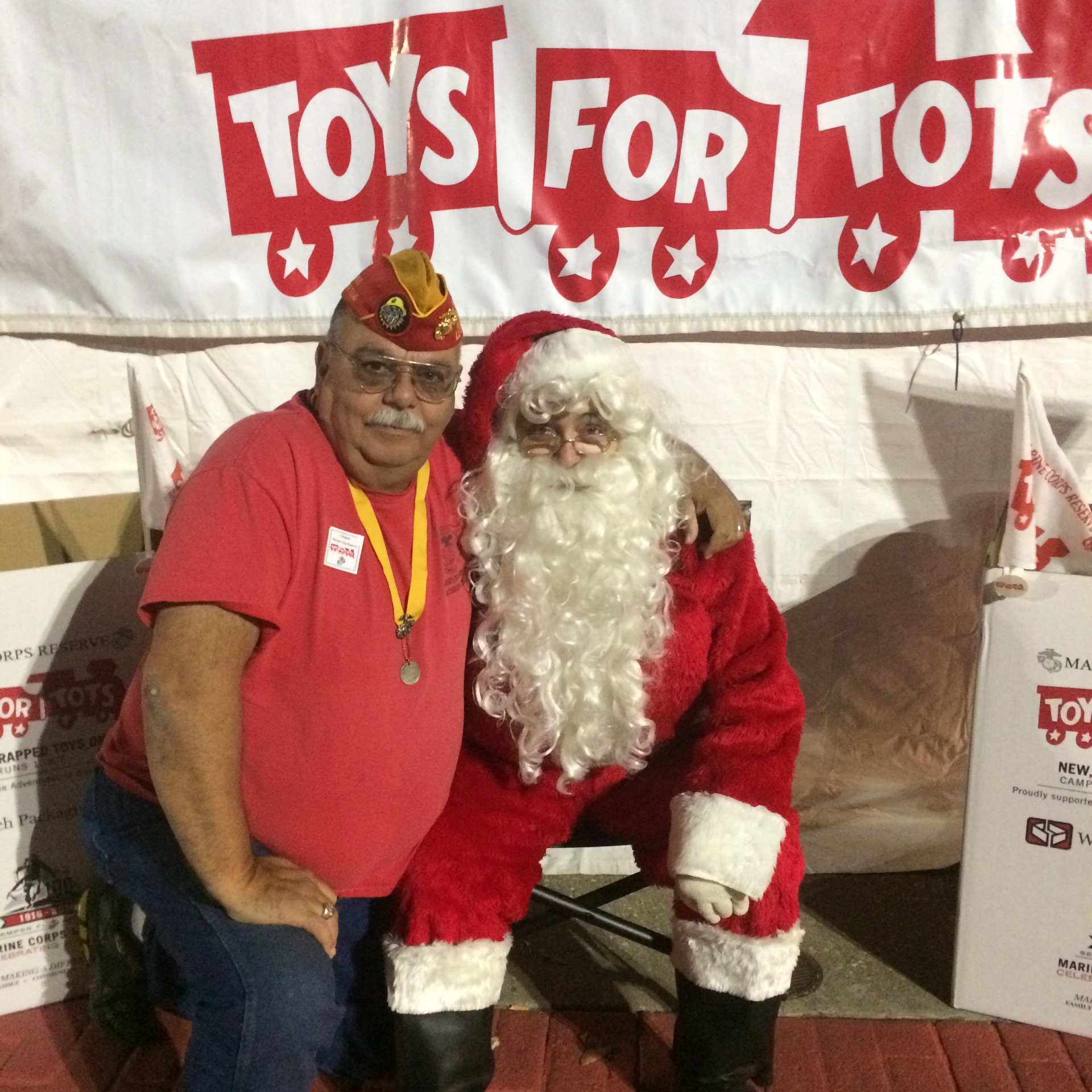 Toys For Tots Golf Tournament 2016