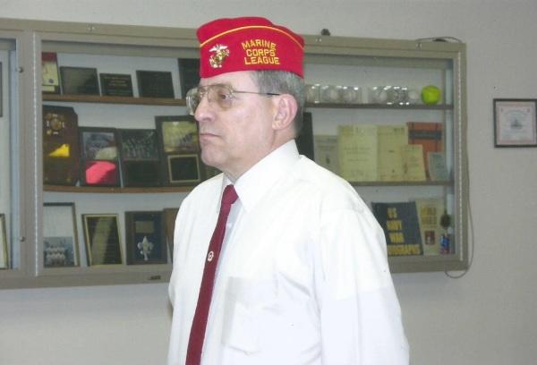 Roger Crone Detachment Commandant