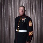 Detachment's Marine Corps 242nd Ball
