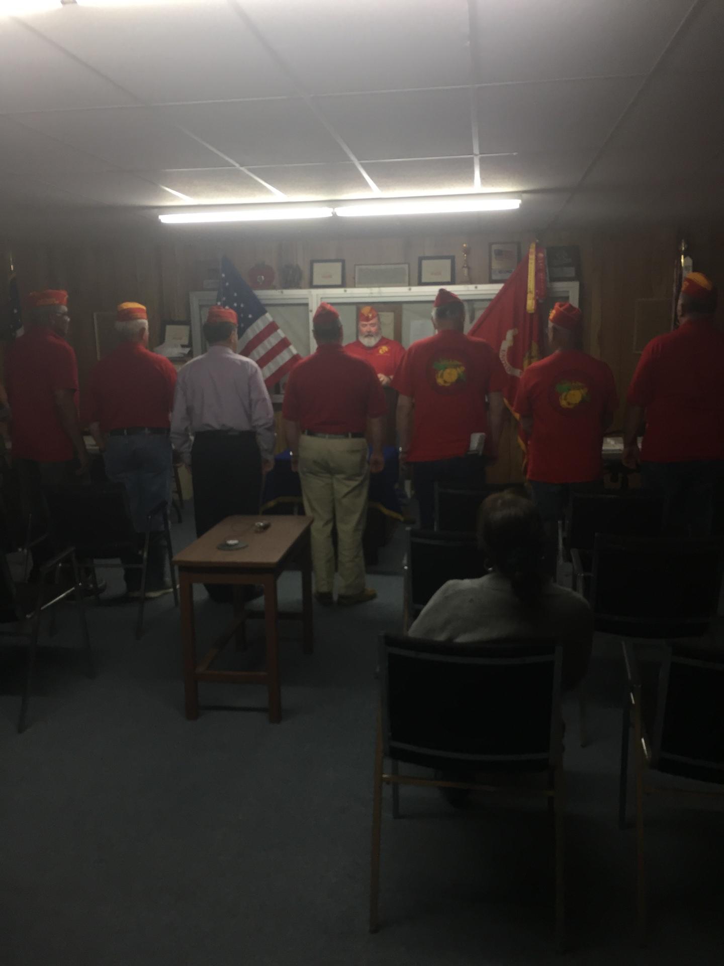 Lt-Rt; George Deckard, Dan singletary, Manny Guerrero, Kevin Gratehouse, Chuck Bones, Kenneth Rains, Steve Lee, Chris Borel