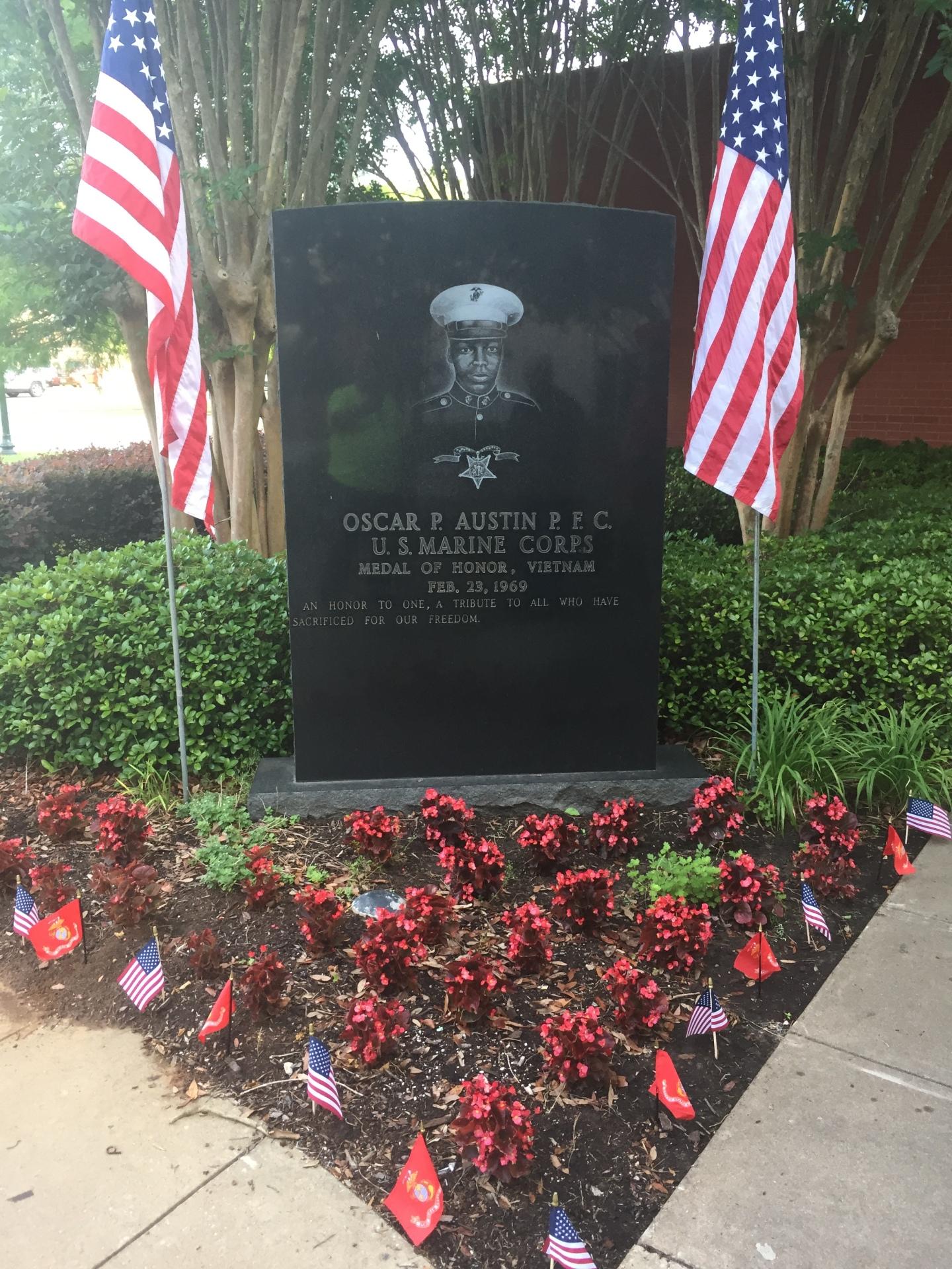 Oscar P. Austin Memorial