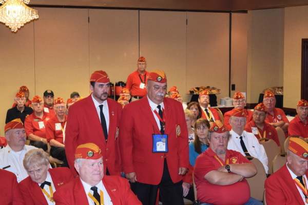 Department of Texas Convention